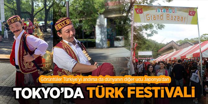 Yoyogi Parkta Türkiye Festivali (50 bin ziyaretçi)