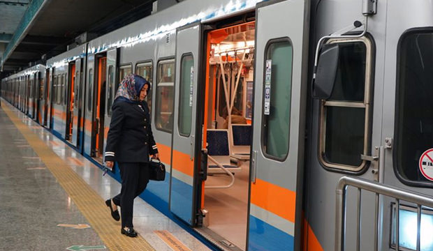 İstanbul'da metro saatleri değişti!