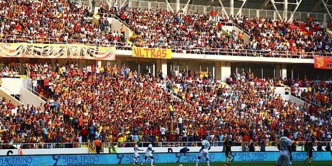 Yeni Malatya Stadı'nda konuk Yukatel Denizlispor