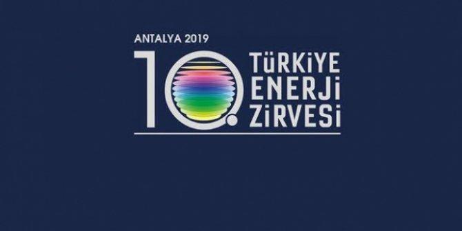 """""""Geleceği İnşa Etmek"""" temasıyla 10. Türkiye Enerji Zirvesi başlıyor"""