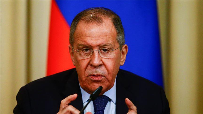 Lavrov Bağdat'ta Iraklı mevkidaşı ile görüştü