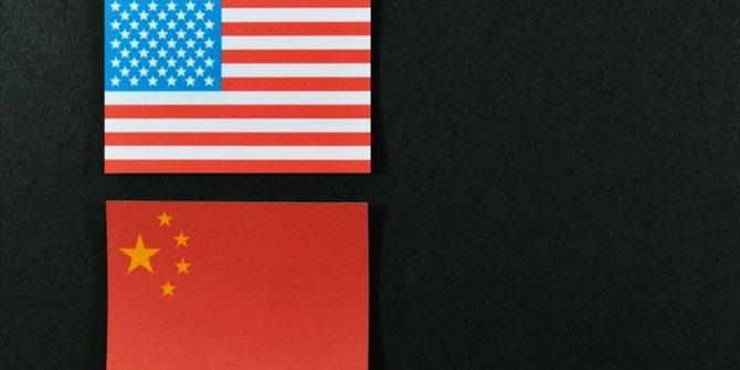 ABD Çinli teşekkülleri ticari kara listeye aldı