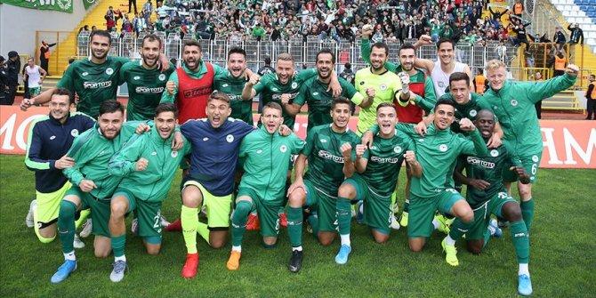 Konyaspor 'tarihi tekerrür ettirmek' istiyor