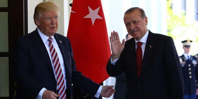 """Donald Trump'tan Erdoğan açıklaması! """"Konuğum olacak"""""""