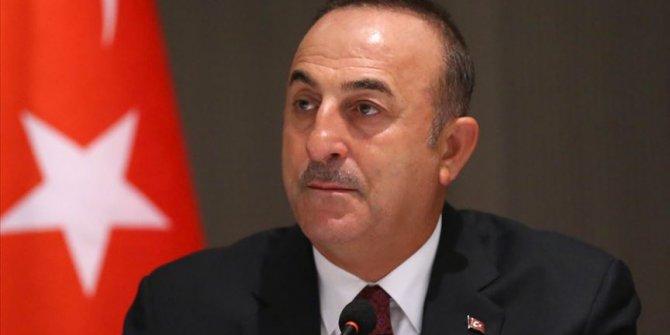 Çavuşoğlu'ndan operasyonla ilgili kritik açıklamalar!