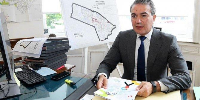 Belçika'da Türk Belediye Başkanı