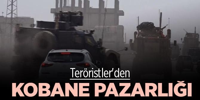 Teröristler'den Kobane pazarlığı