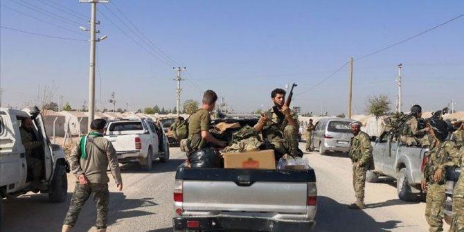 Barış Pınarı Harekatı'nda El Yabse ve Tel Fander köyleri terörden arındırıldı
