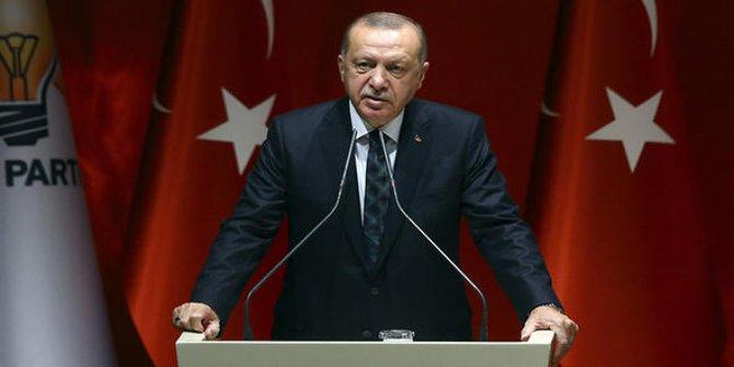 Cumhurbaşkanı Erdoğan açıkladı! 109 terörist etkisiz hale getirildi!