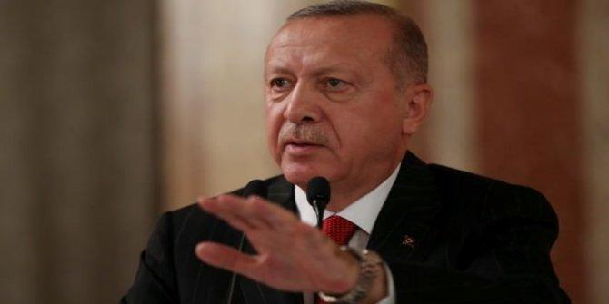 Cumhurbaşkanı Erdoğan'dan kritik Ankara mesajı!