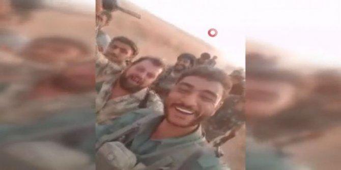 Mümbiç'in batısındaki iki köy teröristlerden alındı