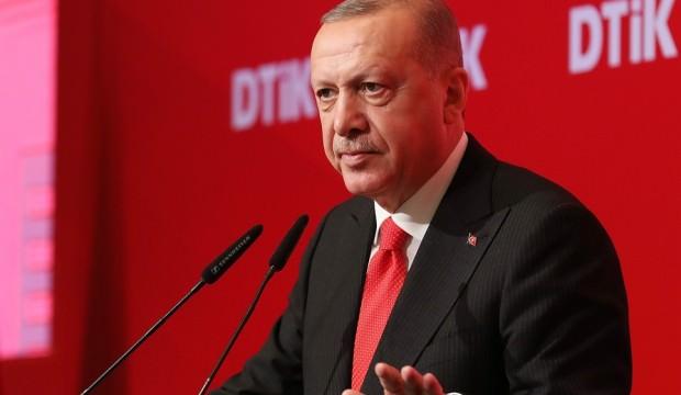 Cumhurbaşkanı Erdoğan rest çekip, sert tepki gösterdi!