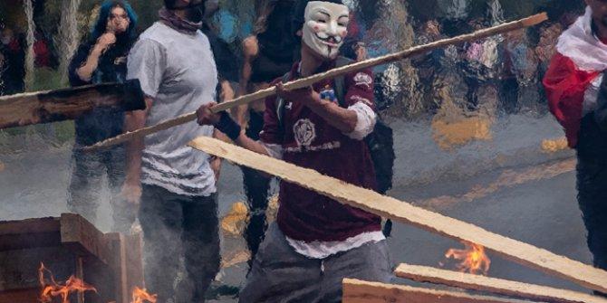 Ülkedeki protestolarda ölenlerin sayısı 8'e yükseldi
