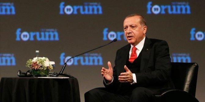 Erdoğan, TRT World Forum'dan dünyaya seslenecek