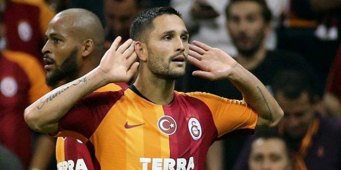 "Andone, ""Galatasaray, Real Madrid ve Barcelona gibi."""