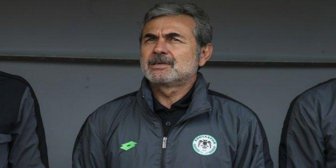 Aykut Kocaman'dan Konyaspor açıklaması!