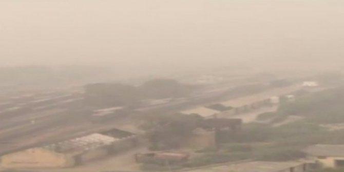 Pakistan'da hava kirliliği okulları tatil ettirdi