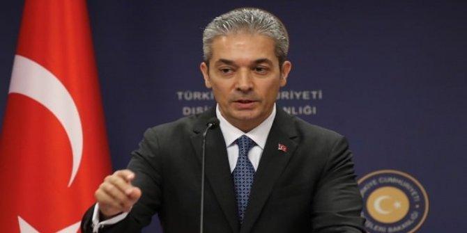 Aksoy: Yunanistan'ın Türklere yaptığı mezalimi unutmadık