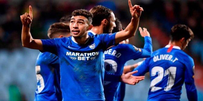 Sevilla deplasmanda gol yağdırdı