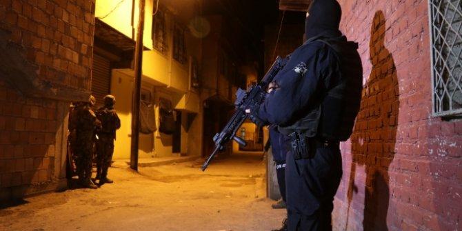 Şafak vakti DEAŞ ve El Kaide operasyonu