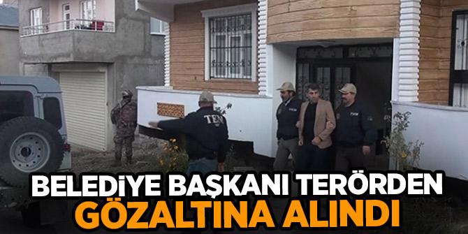 HDP'li İpekyolu Belediye Başkanı ve Eş Başkanı gözaltına alındı