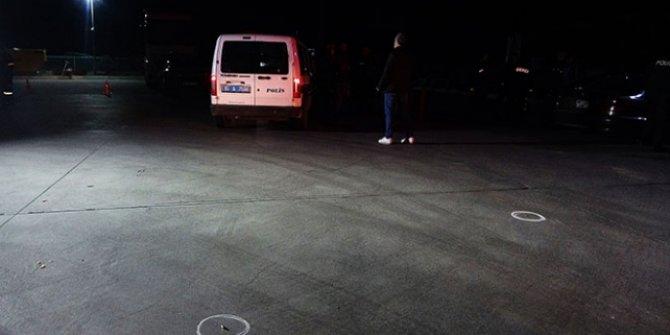 'Dur' ihtarına uymadı! Ateş açtı 1 polis yaralandı