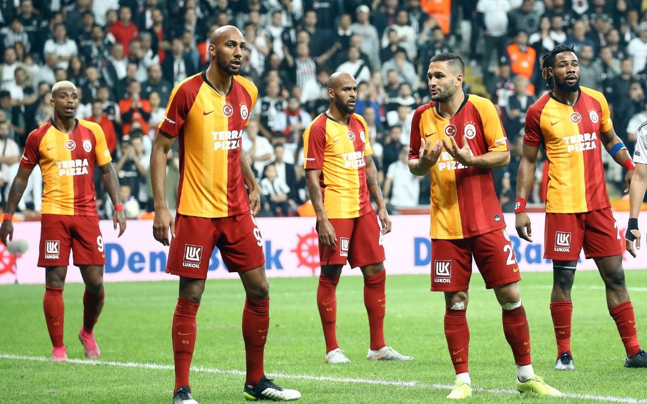 Galatasaray'da 19 milyon euro buhar oldu