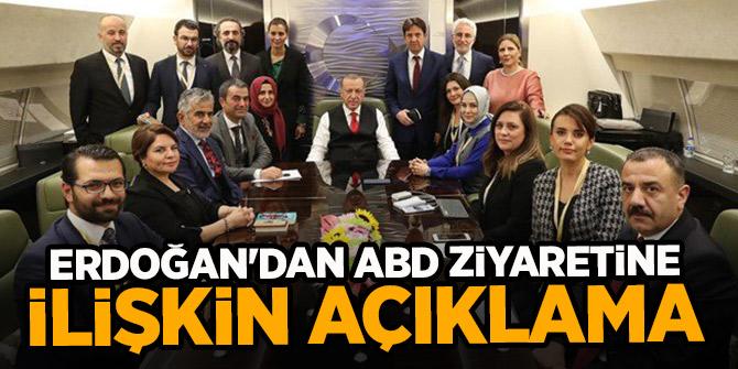 Cumhurbaşkanı Erdoğan: PKK-YPG rahat durmuyor, sınırımızı taciz ediyor