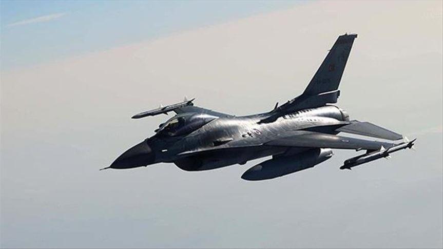 ABD F-16'sı Japonya'da sahte eğitim bombası düşürdü