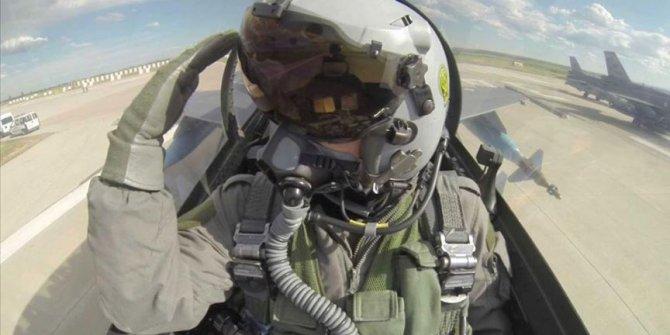 Irak'ın kuzeyindeki 9 terörist hava harekatıyla etkisiz hale getirildi