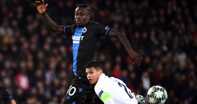 Club Brugge'de Diagne kadro dışı bırakıldı