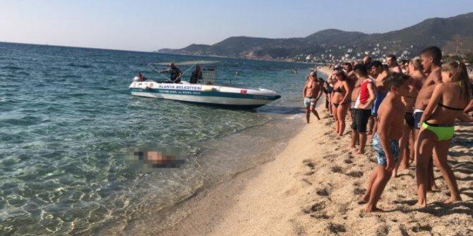 Alanya'da kıyıya vuran cesedin kimliği belli oldu