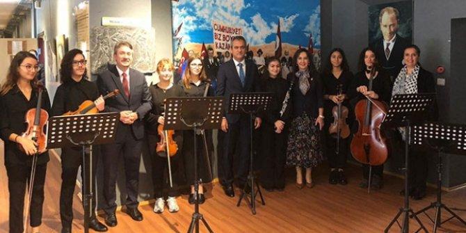 Güzel Sanatlar Lisesi Artık Türk Musikisi Devlet Konservatuarı Himayesinde