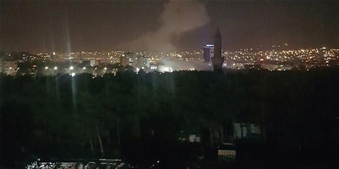 Şanlıurfa'daki Zırhlı Tugay komutanlığında patlama
