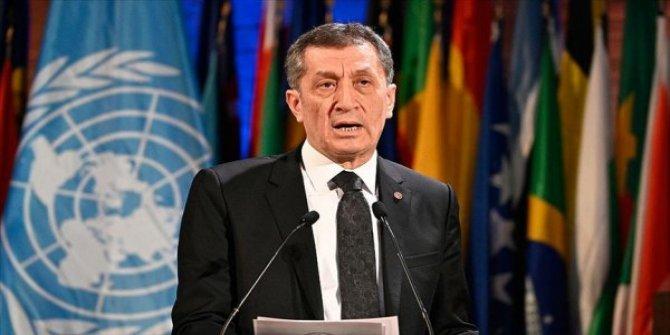 Milli Eğitim Bakanı: UNESCO bize güvenebilir