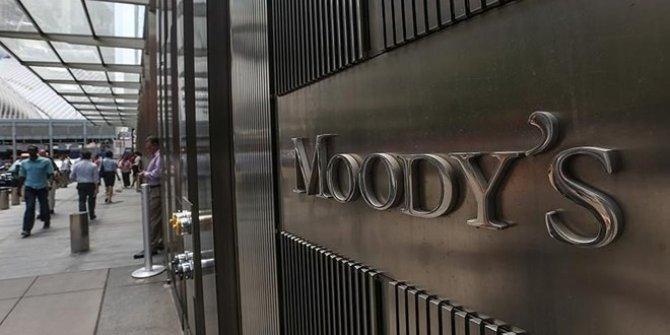 Moody's de büyüme tahminini yükseltti