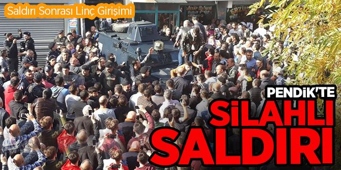 İstanbul Pendik'te silahlı saldırı: 3 ölü