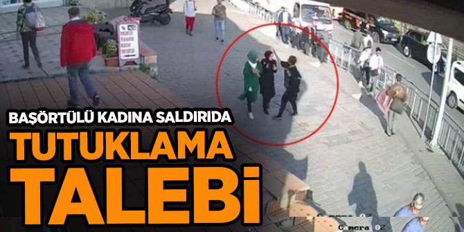 Karaköy'deki darp şüphelisine tutuklama talebi
