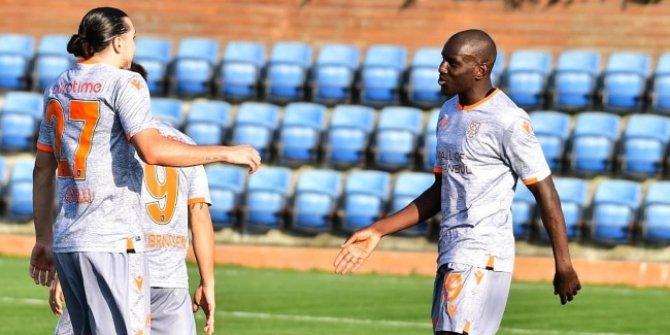 Demba Ba attı Başakşehir kazandı (2-1)