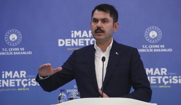 Murat Kurum açıkladı! 'Dipsiz Göl doğal sit alanı ilan edilecek'