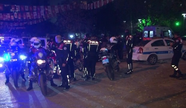 Ankara'da hareketli saatler! Uzun namlulu silahla etrafa ateş açtı