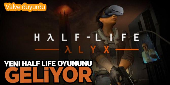 Oyun severlere müjde! Yeni Half Life oyununu geliyor