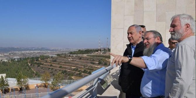 BM'den ABD'nin Yahudi yerleşimi açıklamasına tepki