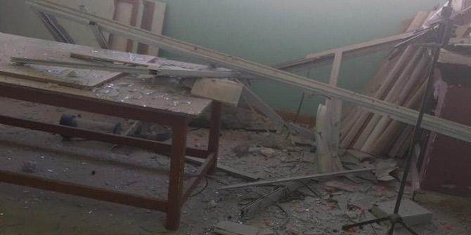 YPG'li teröristler Tel Abyad'ta okula saldırdı: 3 ölü