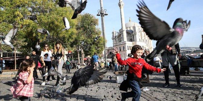 Marmara'da sıcaklıklar mevsim normalleri üzerinde seyredecek