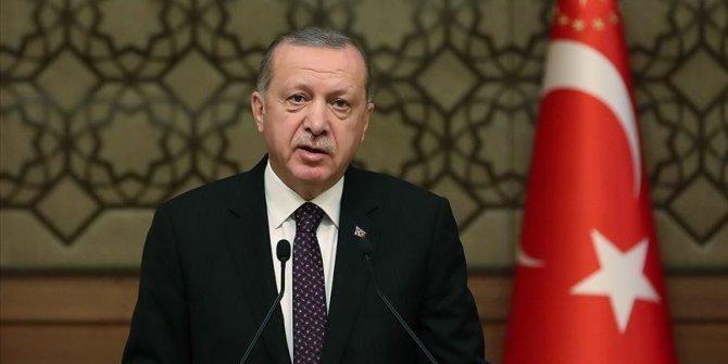 """Erdoğan'dan önemli açıklamalar!  """"Kibir abidelerinin bu davada yeri olmaz"""""""