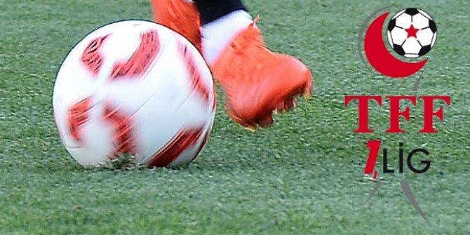 TFF 1. Lig'de 13. haftanın hakemleri belli oldu