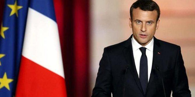 Macron'dan İsrail polisine fırça