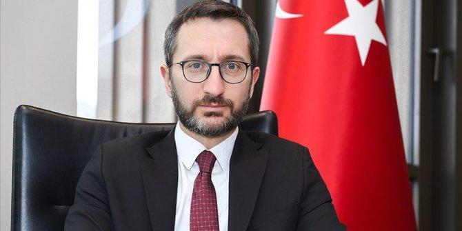 Fahrettin Altun'dan ABD Senatosunun kararına tepki