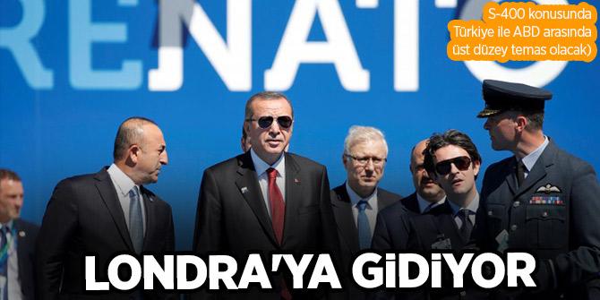 Erdoğan, NATO Liderler Zirvesi'ne katılacak